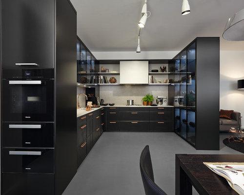 warendorf kitchens kitchen design ideas renovations photos. Black Bedroom Furniture Sets. Home Design Ideas