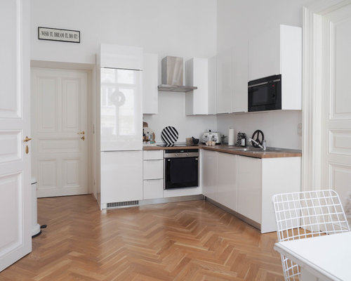 Scandinavian Kitchen Designs   Example Of A Danish Kitchen Design In Other