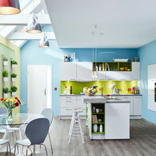 Colorful Kitchens Done Right