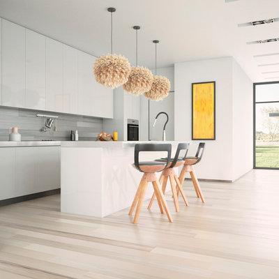 une cuisine feng shui gr ce 10 conseils de pro. Black Bedroom Furniture Sets. Home Design Ideas