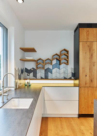 キッチン by Birgit von Moltke InnenArchitektur