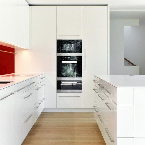 Küchen In L-Form - Ideen & Bilder