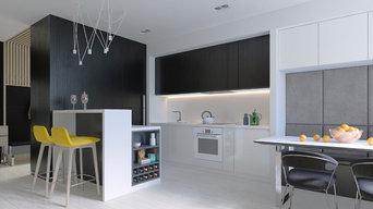 Wohnung in Modern Stil