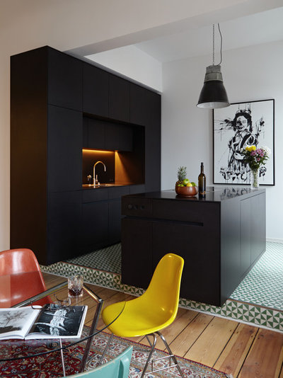 Schwarze Kuche 21 Elegante Design Ideen