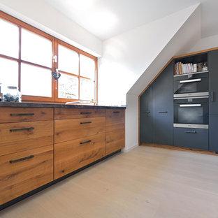 Wohnungsmodernisierung mit viel Massivholz aus dem Spessart