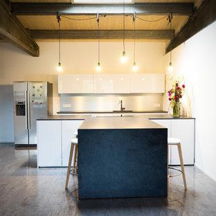Moderne Küchen In U Form Ideen Design Bilder Houzz