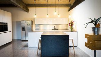 Wohnungsumbau Küche Nachher