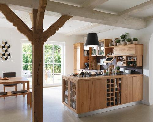 Landhausstil Küchen Ideen, Design & Bilder | Houzz