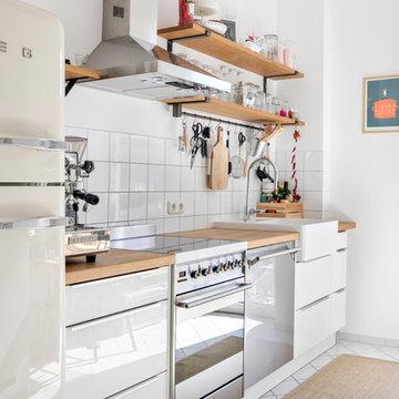 Zeitlos schöne Wohnküche