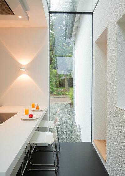 Modern Küche by Fabi Architekten BDA
