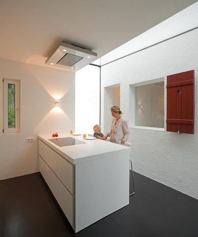 Современный Кухня by Fabi Architekten BDA part gmbb