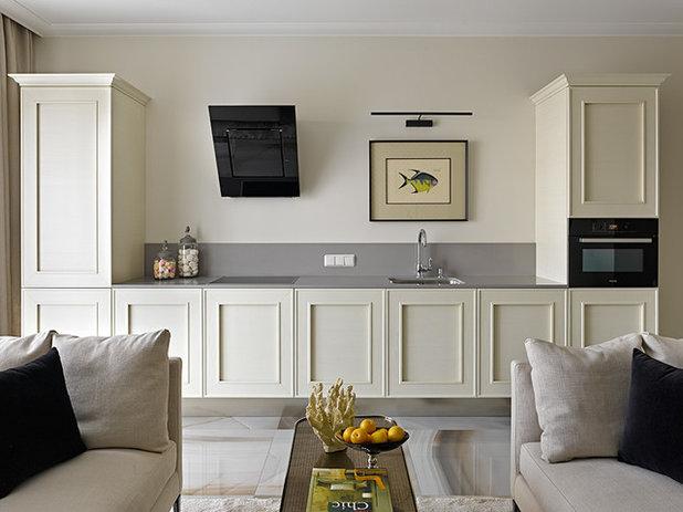 Современный Кухня by Berphin Interior