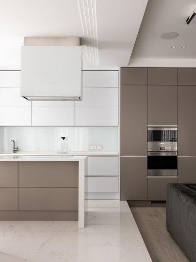 Современный Кухня by Студия дизайна PlatFORM