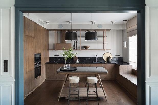 Современный Кухня by I.D.interior design