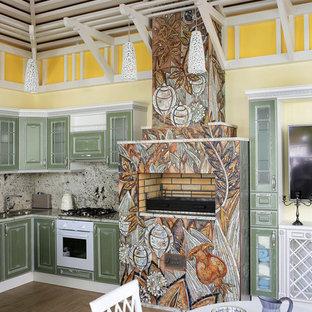 Стильный дизайн: кухня в средиземноморском стиле - последний тренд