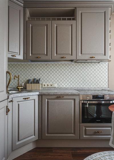 Современная классика Кухня by Interior Box