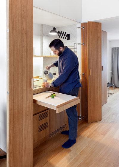 Contemporary Kitchen by Studio Bazi