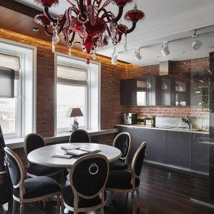 Дизайн интерьера квартиры в жк Новая История
