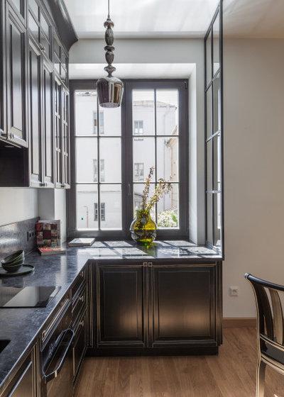 Классический Кухня by Black Owl