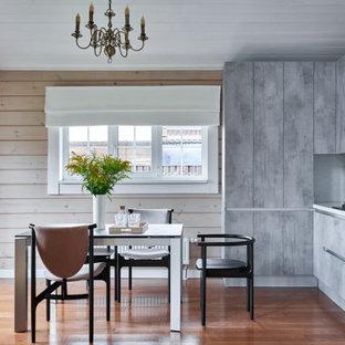 Неиссякаемый источник вдохновения для домашнего уюта: кухня в стиле рустика