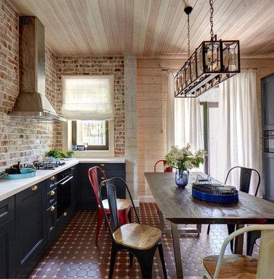 Epic Farmhouse Kitchen by Olga Churyumova
