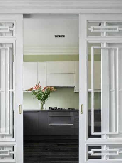 Неоклассика Кухня by Инна Зольтманн | Дизайн и Декорирование интерьеров