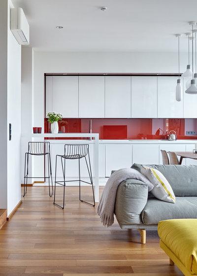 Scandinavian Kitchen by Domestic Studio