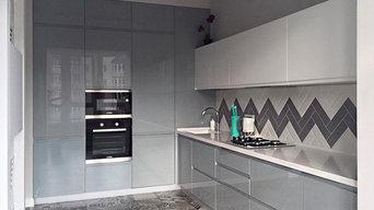 Фотографии реализованной кухни