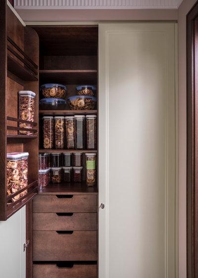 Современная классика Кухня by MARION STUDIO