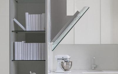 Просто фото: Наклонные вытяжки для кухни (18 идей)
