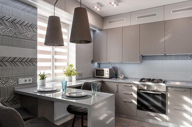 Современный Кухня by Creative Living Line