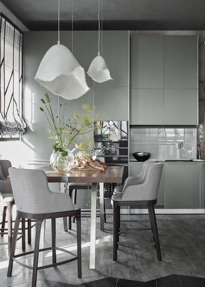 Современный Кухня by Дизайн — бюро Екатерины Колеговой Ecole