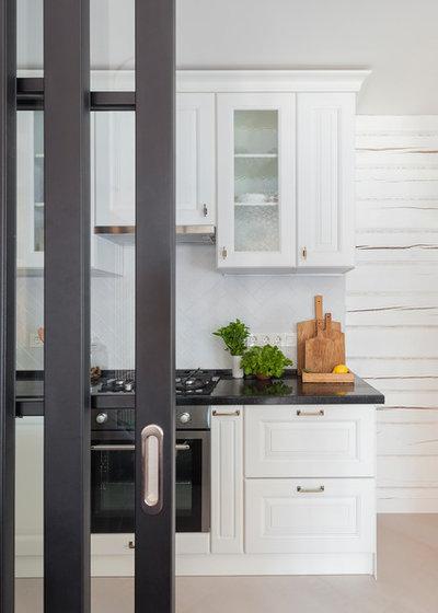 Современная классика Кухня by ARTUP BUREAU