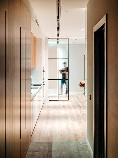 Modern Küche by GAFA Architects