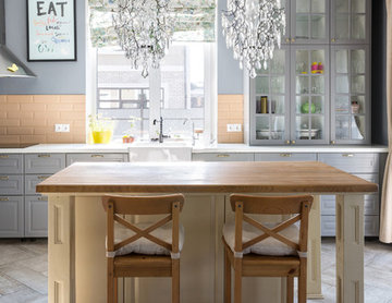 Houzz Story: House For 5 Children