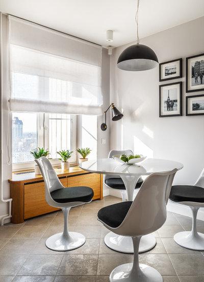Contemporary Kitchen by Алексей Иванов и Павел Герасимов|Geometrium design
