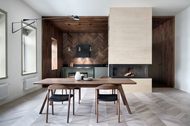 Scandinave Cuisine by INT2architecture