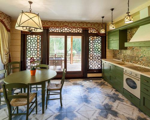 Дизайн кухни в восточном стиле