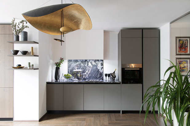 Contemporary Kitchen by Инна Каблукова
