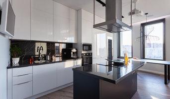Изготовление мебели по дизайн-проекту - ЖК Стокгольм
