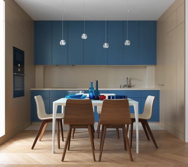 Contemporary Kitchen by AI studio