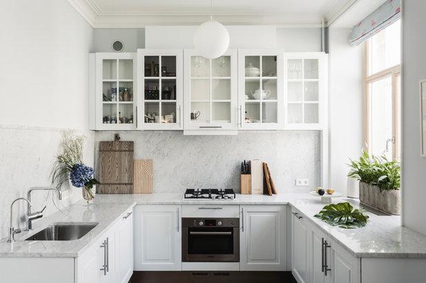 Traditional Kitchen Классический Кухня