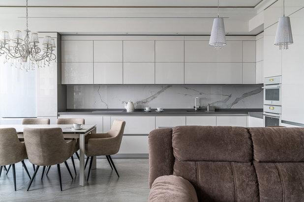 Contemporary Kitchen by Nikita Korostelev