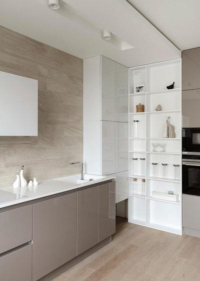 Современный Кухня by Артем Бабаянц / Artem Babayants Architects