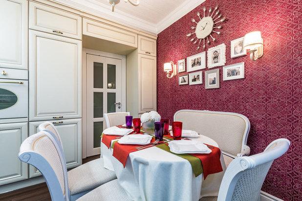 Классический Кухня by Архитектурное бюро «Берлога»