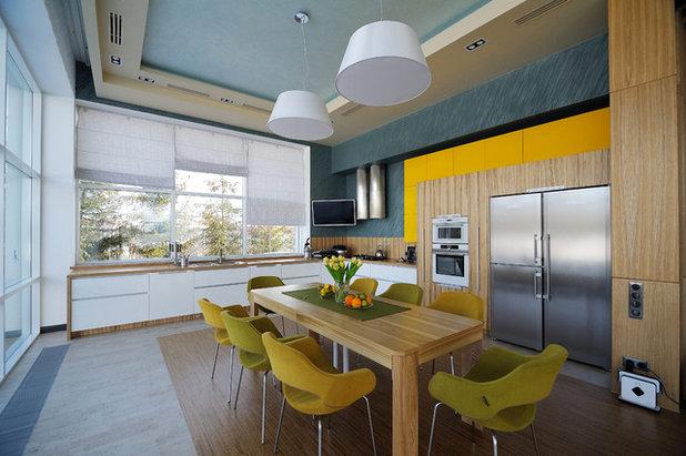 Современный Кухня by Ekaterina Efimova
