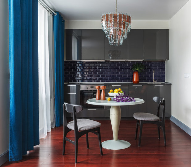 Contemporary Kitchen by Room Service Interior