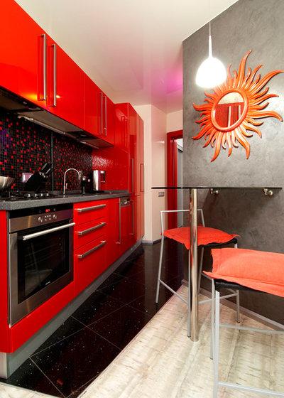 Современный Кухня by Теплицкая Дизайн