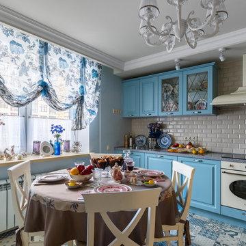 Кухня-столовая (14 м2)