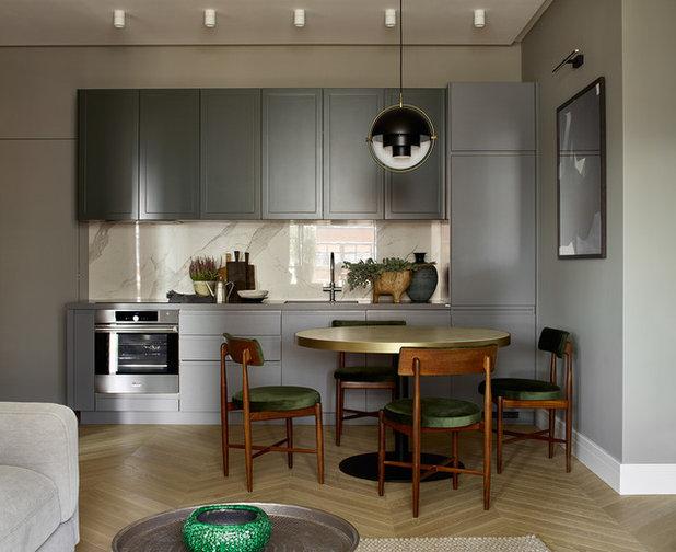 Современный Кухня by Aiya Design | Айя Лисова
